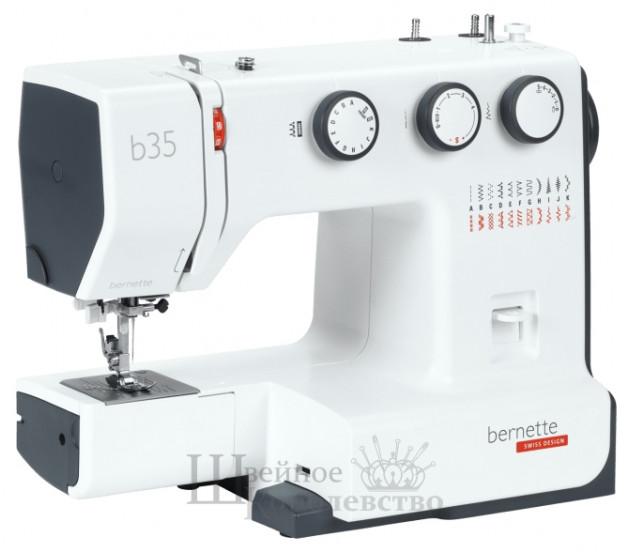 Купить Швейная машина Bernina Bernette B35 Цена 23900 руб. в Москве