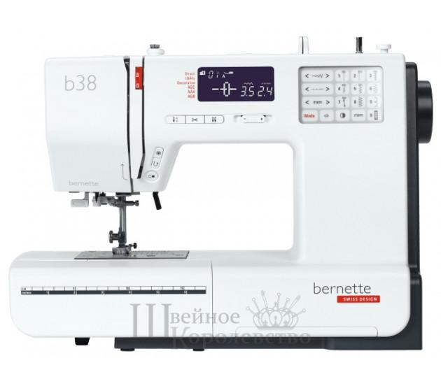 Купить Швейная машина Bernina Bernette B38 Цена 49900 руб. в Москве
