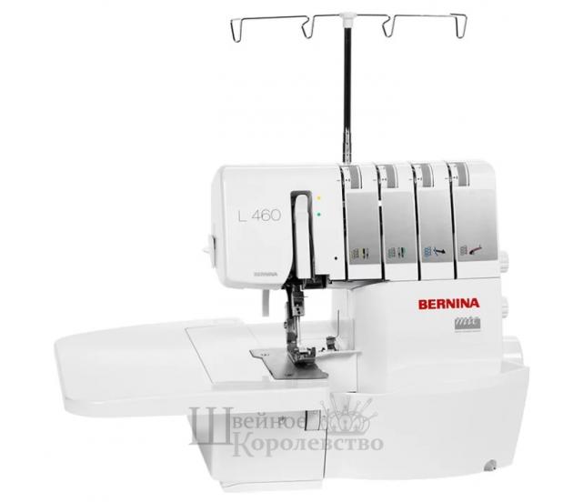 Оверлок Bernina L 460