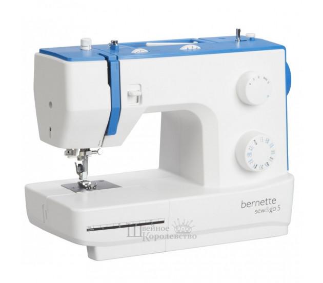 Купить Швейная машина Bernina Bernette Sew&Go 5 Цена 18900 руб. в Москве